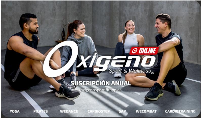 Oxígeno Sport Online - Anual