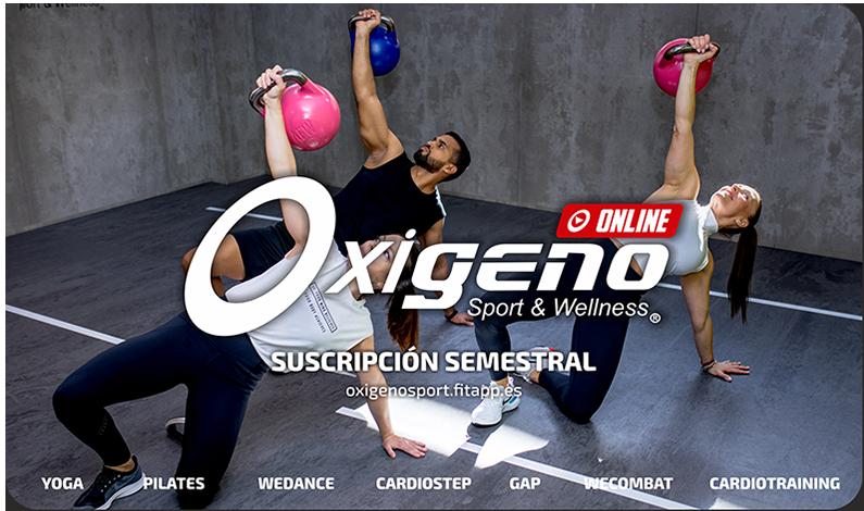 Oxígeno Sport Online - Semestral