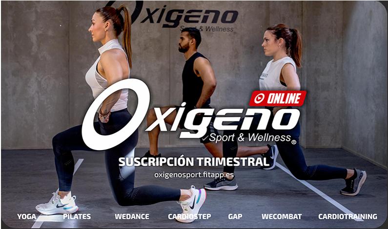 Oxígeno Sport Online - Trimestral