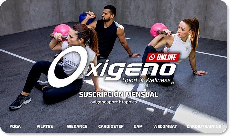 Oxigeno Sport Online - Tarjeta Regalo
